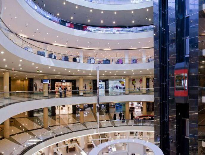 albaraka mall | alnasser + partners